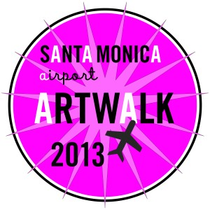 Airport ArtWalk 2013 logo