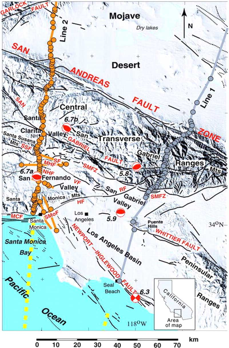 CGS fault maps are in the works - Santa Monica Daily Press