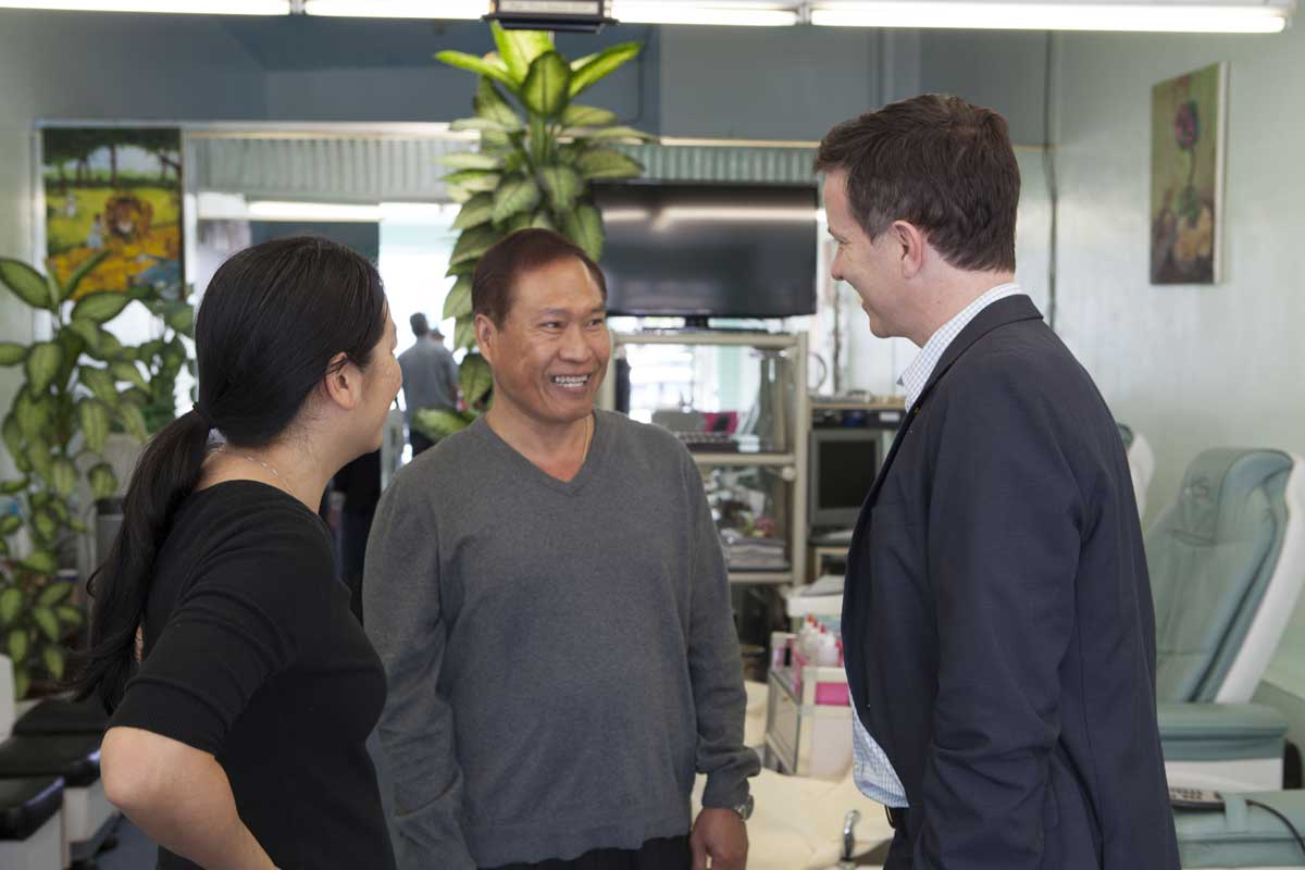 City Hall recognizes 'healthy' nail salons РSanta Monica Daily ...