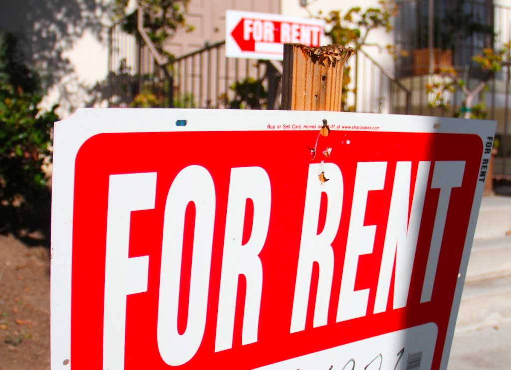 Temporary rent