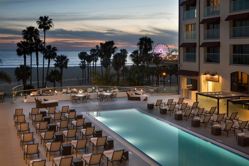dive into santa monica s endless summer with a refreshing dip in a santa monica hotel pool santa monica daily press santa monica hotel pool santa monica