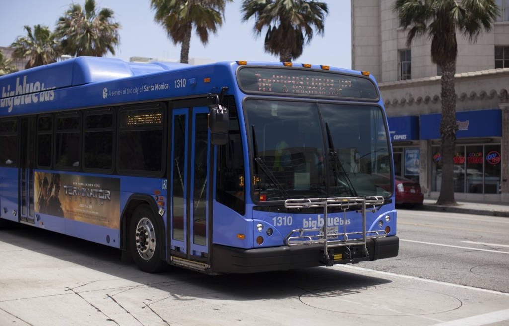 Council to consider future of Big Blue Bus amid ridership ... on culver city bus map, las vegas blue bus map, santa monica big blue buses, culver city google map, big blue bus map, santa monica bus 14, santa monica bus lines map,