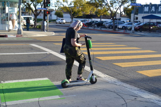 Lime leaves Santa Monica permanently, other scooter companies continue operation