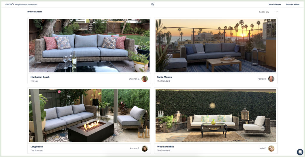 Santa Monica Furniture Company Leverages Customer Homes As Showrooms