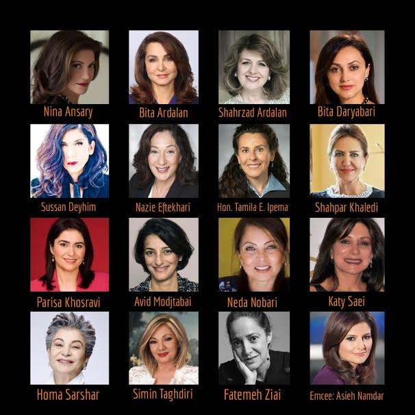 Iranian American Women Foundation Presents Women Of Influence Soiree Santa Monica Daily Press