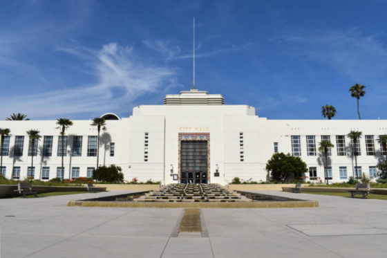 City of Santa Monica to merge departments and lay off staff