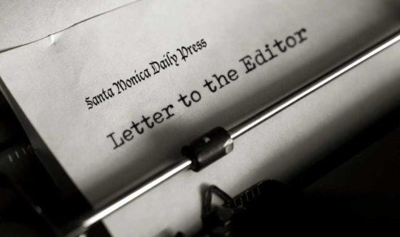 Letter to the Editor – Infecting the environment