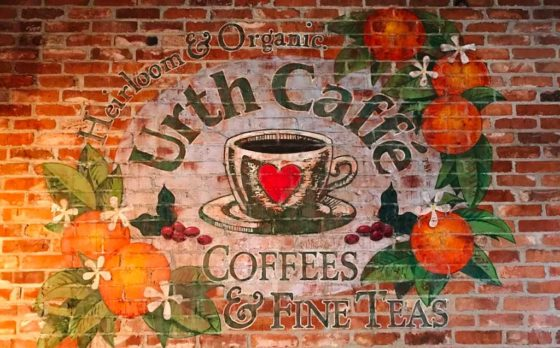 Urth Caffé, local community partner for 'Feed Our First Responders' program