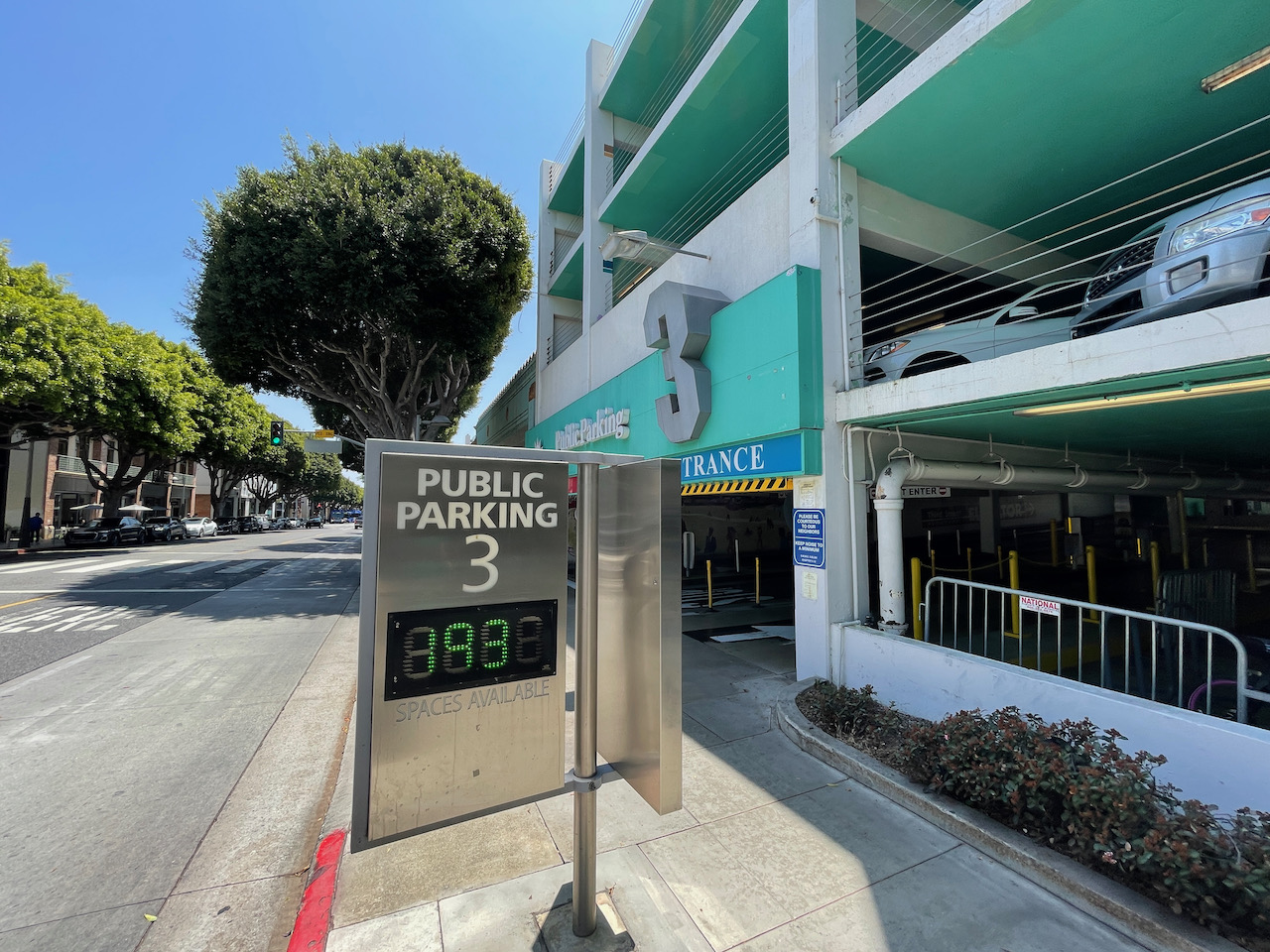 Council approves contract for parking structure demolition